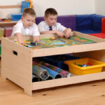 Hepworth Early Years Play Table